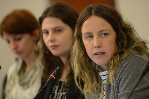 Diretora Executiva do IDDD, Isadora Fingermann. Foto: Daniel Cima/CIDH